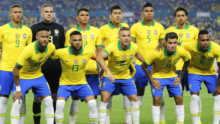 แซงท้ายเกม บราซิลเฮ 9 นัดรวดศึกบอลโลก รอบคัดเลือก