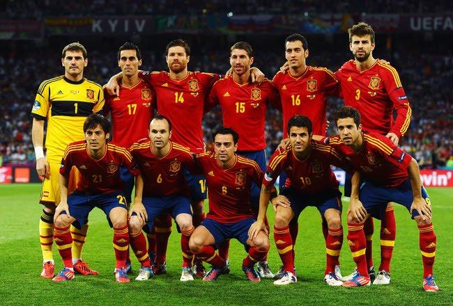 """สเปนสมหวัง อิตาลีเสียสถิติไร้พ่าย! สเปนสมหวัง""""เฟร์ราน""""เบิ้ลพาชิงดำเนชั่นส์ ลีก"""